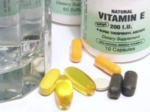 Organic Vitamins and Fish Oil