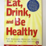eat, drink and healthy book cover