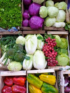 Colors of Health - Fruits and Vegetables Help Prevent Cancer