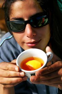 Improved Digestion And Other Health Benefits Of Lemon Peel Tea