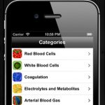 medical lab tests mobile app