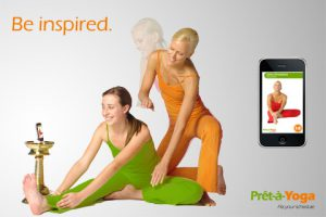 Pret-a-yoga lite screenshot
