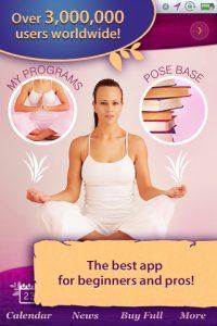 yoga free app